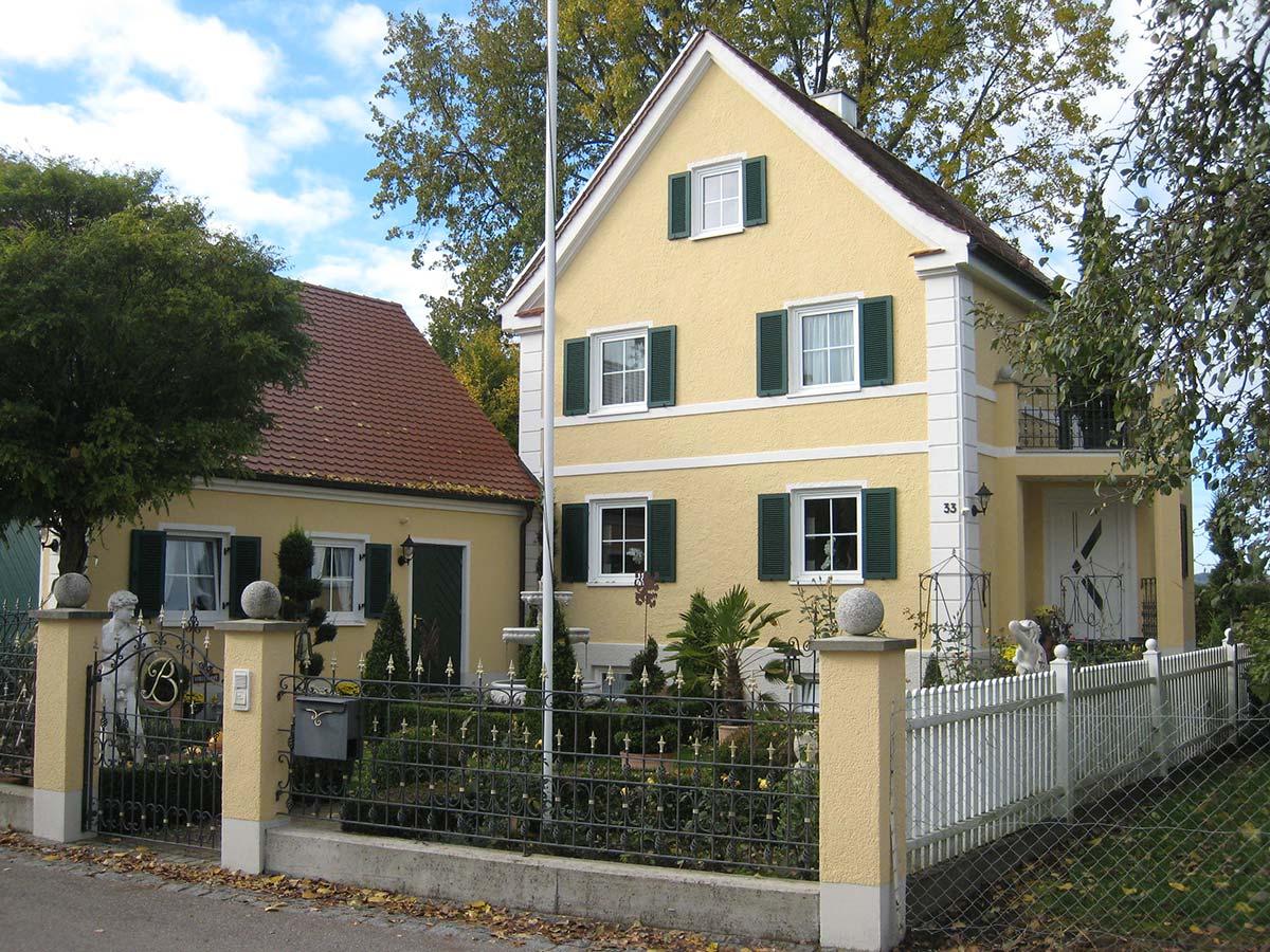 Einfamilienhaus-Nassenbeuren