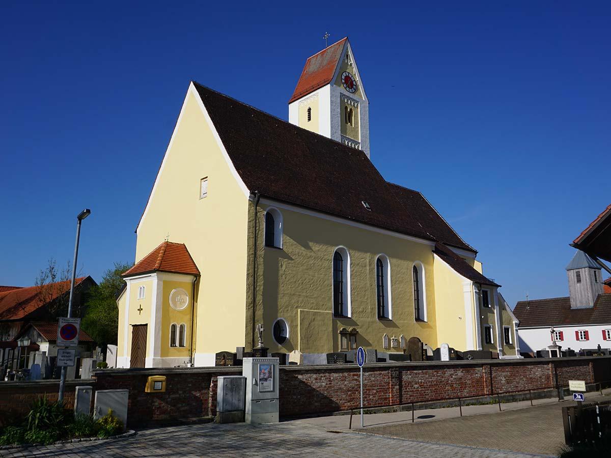 Kirche-Kirchdorf